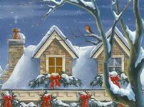 музыкальная flash открытка,Merry Chistmas