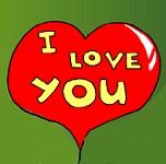 музыкальная flash открытка день святого валентина, I love you