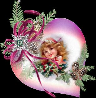 открытка день святого Валентина,сердечко с кодом.