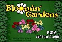 флеш игра bloomin gardens