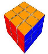 flash игра, кубик рубика