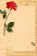 красивая бумага для писем