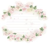 красочная бумага для письма, распечатать, скачать шаблоны